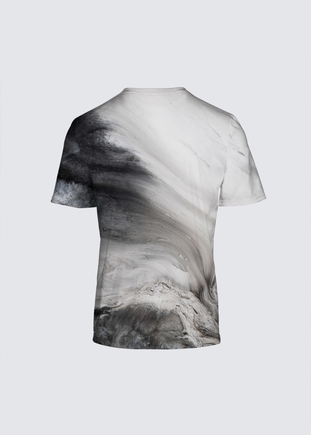Picture of logic of nature 7081 Basic Men T