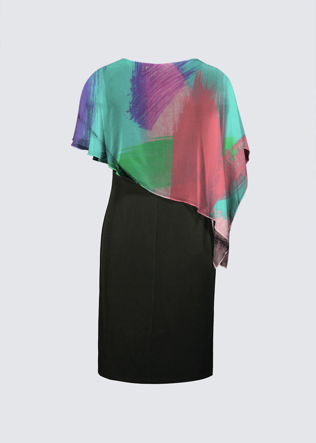 Picture of Don't Be Afraid #2 Joni Cape Dress