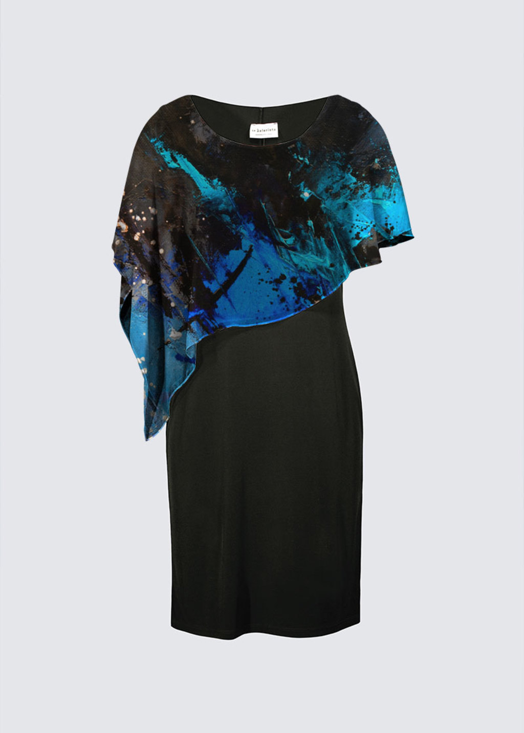 Picture of abstract 44613062 Joni Cape Dress