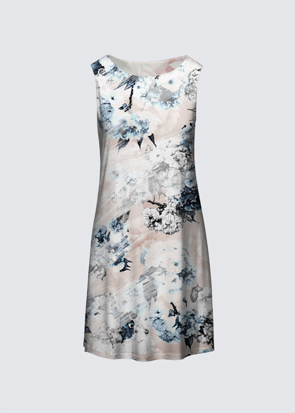 Picture of Rosy Camille Dress