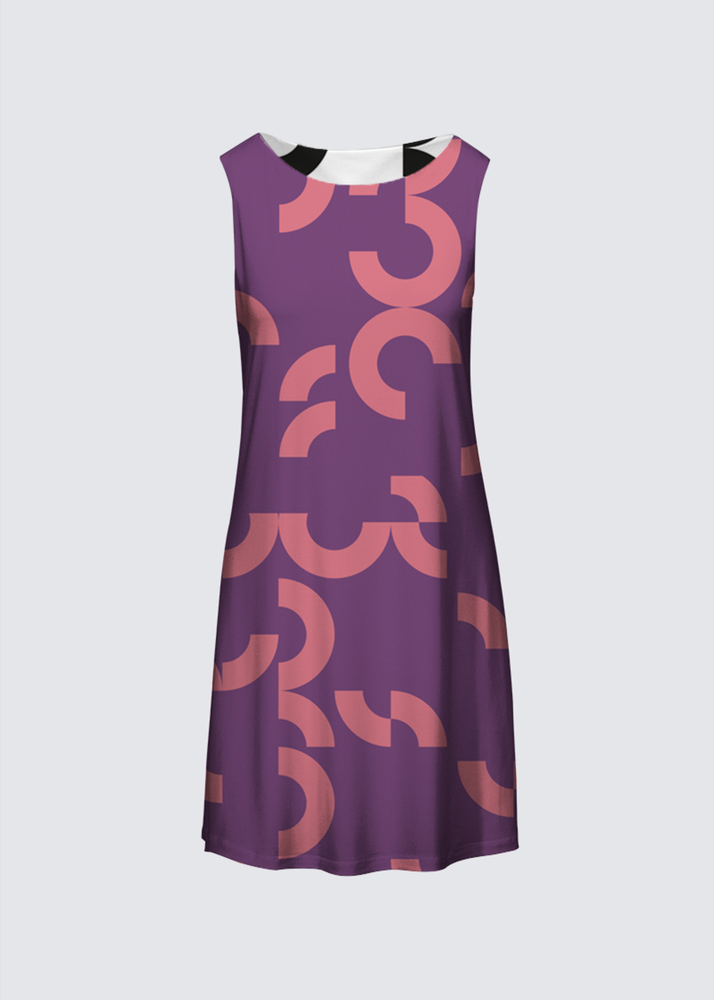 Picture of Geometry I Camille Dress