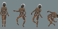 Picture of Im-possible poses, Im-possible lives_LS