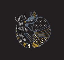 Picture of Checkmonnouveau tatou