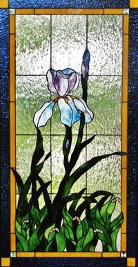 Picture of Les iris et les muguets