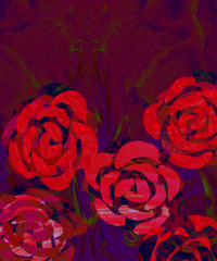 Picture of LES ROSES