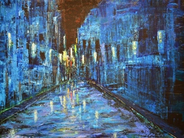 Picture of Blue Street