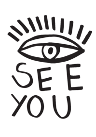Picture of eye see you