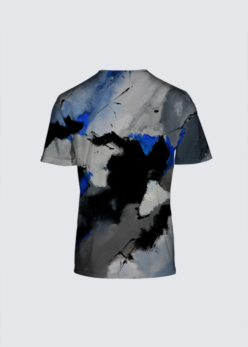 Picture of abstract 886150 Basic Men T
