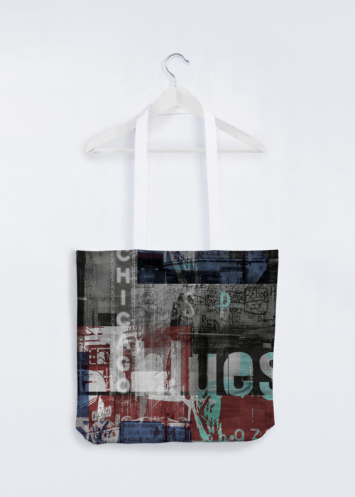 Picture of Chicago VII PP Reuben's Tote