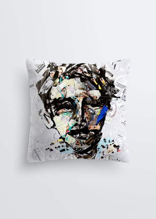 Picture of Magician Pablo Pillow