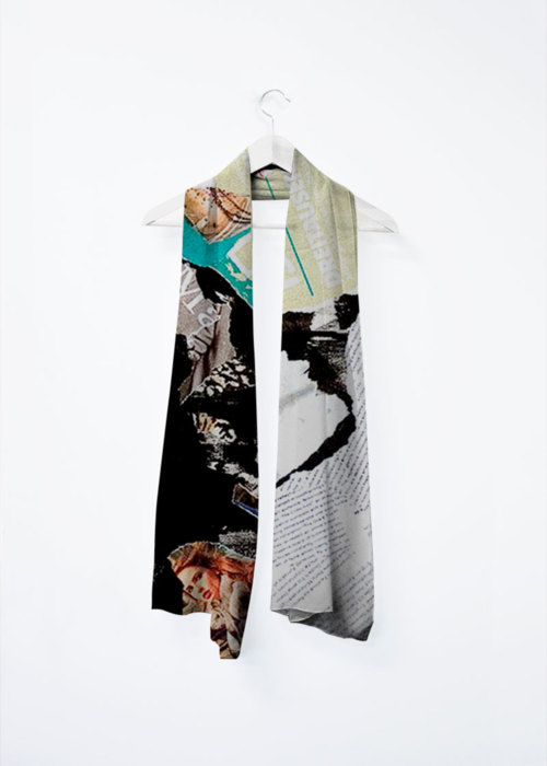 Picture of Chicago VII Vivienne Scarf