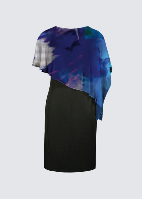 Picture of 1 11 18 29 51 58 Joni Cape Dress